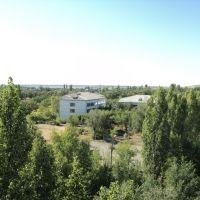 Вид на школу №4, Калач-на-Дону