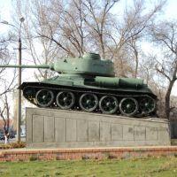 Т-34, Калач-на-Дону