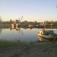 Затон в Калаче, Калач-на-Дону