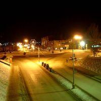 Kamyshin Privokzalnaja place, Камышин