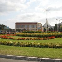 Комсомольская площадь, Камышин