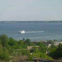 Кораблик, Камышин