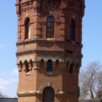 Старая водонапорка., Камышин