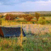 Бивуак в долине Дона, Клетский