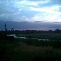 ул.Родина(север), Котельниково