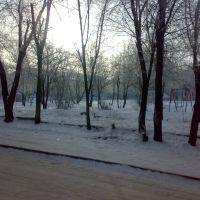 ул. Советская д.19 (Сзади мой дом), Котельниково