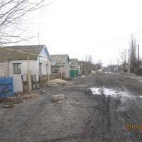 Улица Цимлянская, Котельниково