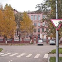 Школа №1, Котово