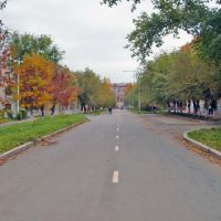 ул.Лаврова, Котово