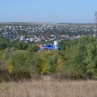 Котово с высоты холма-2, Котово
