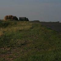 at oblivsky farm, Кумылженская