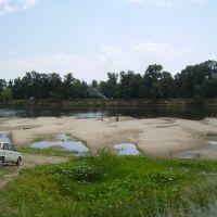 река Ахтуба в районе Ленинска / Ahtuba river near Leninsk, Ленинск