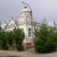 Старинное здание, Ленинск