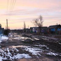 Весна, Ленинск