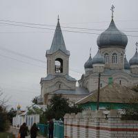 Church in Mikhailovka, Михайловка