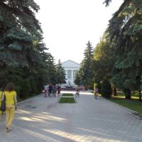 Центральная Аллея (jun 09), Михайловка