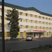 Гостиница Себряковская, Михайловка