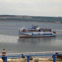 Трамвайчик, Николаевск
