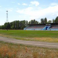 Футбольное поле, Николаевск
