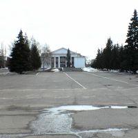 Площадь Ленина, Николаевск