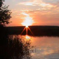 Ещё один закат над рекой Бузулук, Новоаннинский