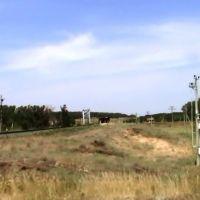 Железнодорожный мост. Фото № 2., Новоаннинский