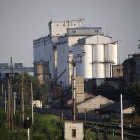 Элеватор днем, Новоаннинский