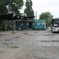 Новоаннинский, Волгоградская область, Россия (автостанция на ж-д вокзале), Новоаннинский