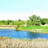 мост через р. Чигорак, Новониколаевский
