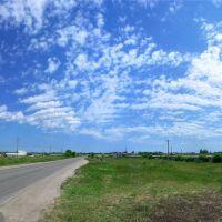 полосатые облака, Новониколаевский