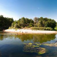 местный пляж, Новониколаевский