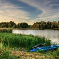 река, Новониколаевский