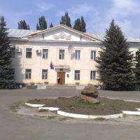 das Rathaus, Ольховка