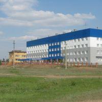 Новая райнонная больница, Палласовка