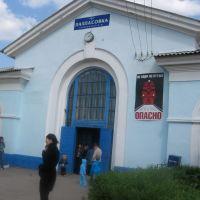 ЖД Вокзал, Палласовка