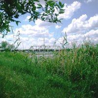 ЖД мост, Палласовка