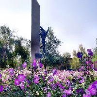 Памятник Сергею Танову, Палласовка