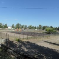 Стадион в Рудне., Рудня