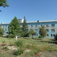 Руднянская больница., Рудня