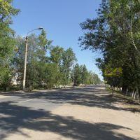 Улица Пионерская., Рудня