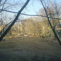 св. яр, вид из общаги на 17 дом, Светлый Яр