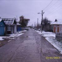 ул.Волжская в сторону 1-й школы., Светлый Яр