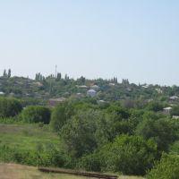 Панорама города, Серафимович