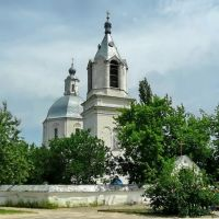Voskreseniya Gospodnya Church, Серафимович