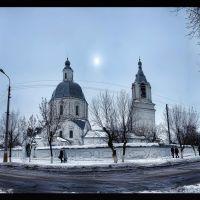 Церковь Воскресения Господня, Серафимович