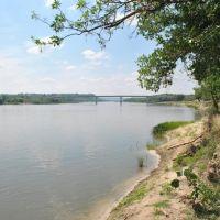 Серафимович,мост через Дон., Серафимович