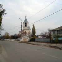 Церковь, Серафимович