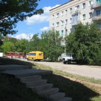 Центр, Серафимович