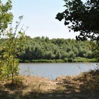 Серафимович,левый берег Дона, Серафимович
