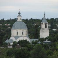 Серафимович. Церковь Вознесения Христова 27/VII.2008, Серафимович